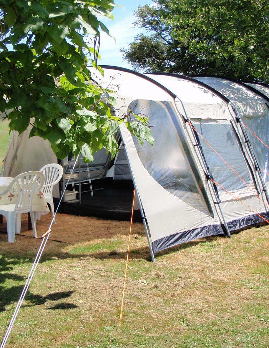 image & 6 Berth Tent